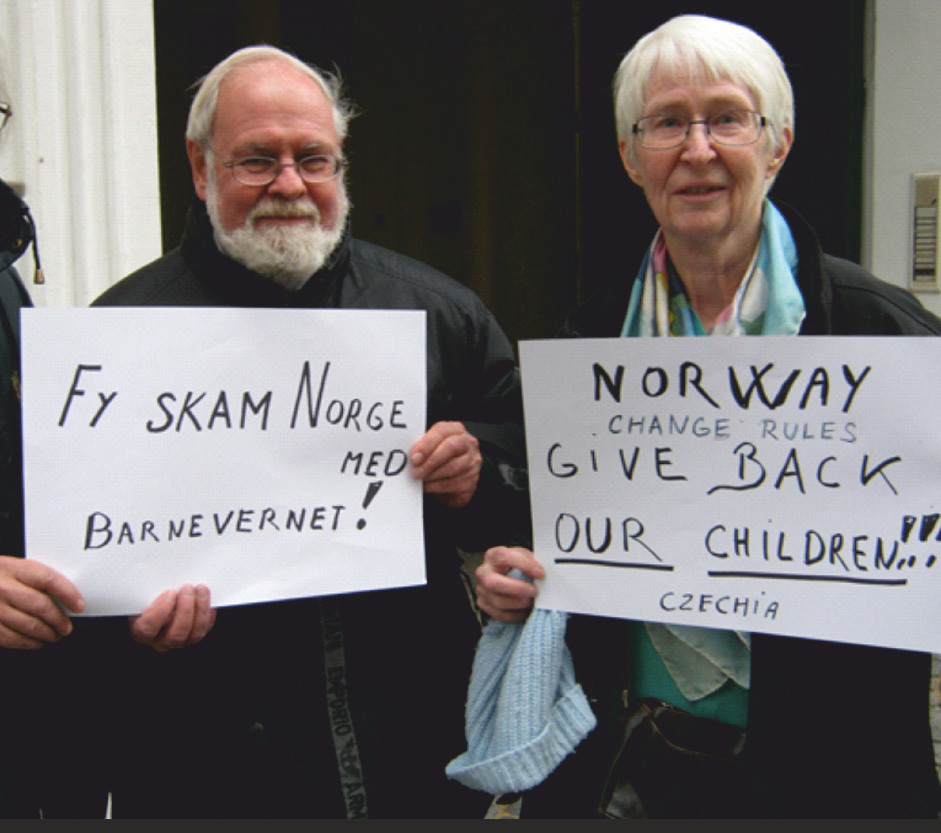 A case exposing the double standards of Norway's CPS by Jan Simonsen